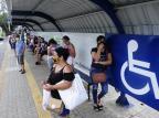 Usuários reclamam de demora excessiva no transporte coletivo de Cachoeirinha Ronaldo Bernardi / Agencia RBS/Agencia RBS