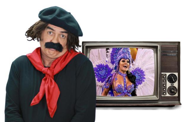 """Guri de Uruguaiana comenta sobre o Carnaval no """"novo normal"""" ArteBiz / Divulgação/Divulgação"""