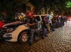 Guarda Municipal dispersa festa na Zona Sul de Porto Alegre Giulian Serafim / PMPA/Divulgação/PMPA/Divulgação