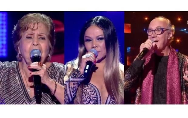 """""""The Voice +"""": confira como foi o segundo dia de Tira-Teima Reprodução / Globo/Globo"""
