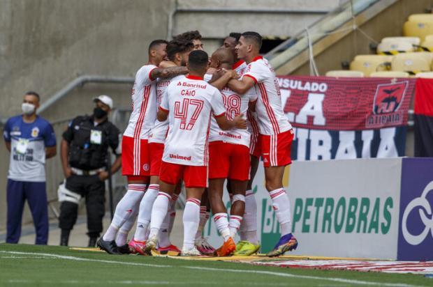 Guerrinha: Inter precisa manter a esperança no título brasileiro Jefferson Botega / Agencia RBS/Agencia RBS