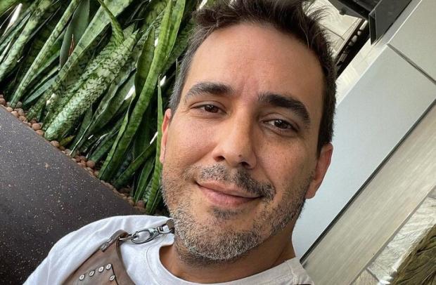 """André Marques relata cotidiano após cirurgia bariátrica: """"É uma luta diária, não é cura"""" André Marques Instagram / Reprodução/Reprodução"""