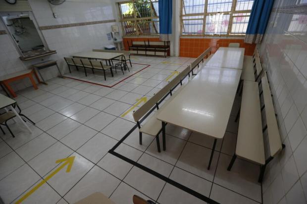 Juíza suspende aulas presenciais em escolas públicas e privadas do RS Lauro Alves / Agencia RBS/Agencia RBS