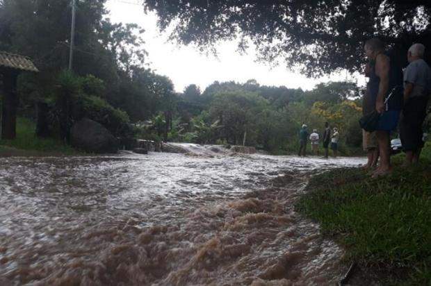 Após chuva forte, comunidade do Cantagalo, em Viamão, pede melhorias Arquivo Pessoal / Arquivo Pessoal/Arquivo Pessoal