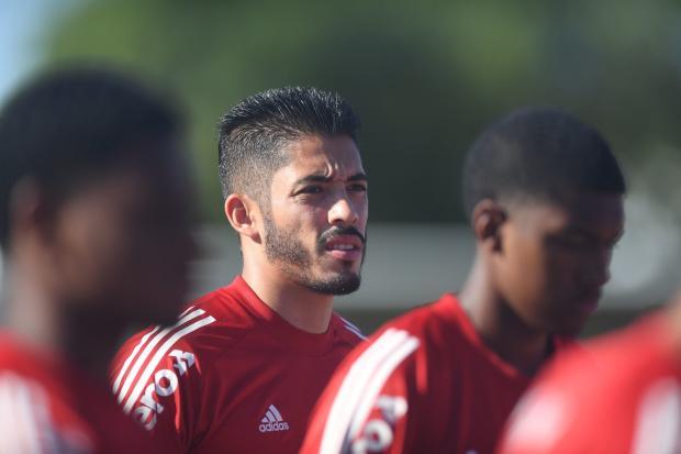 Guerrinha: é preciso ter calma com o goleiro Daniel Ricardo Duarte / Inter / Divulgação/Inter / Divulgação