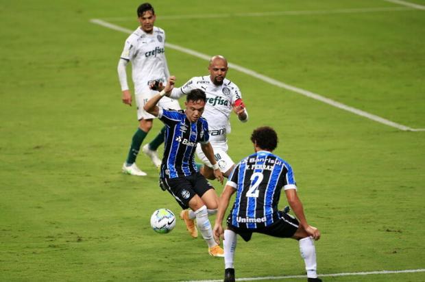 Guerrinha: Palmeiras e Grêmio têm tudo para ser um jogão André Ávila / Agencia RBS/Agencia RBS