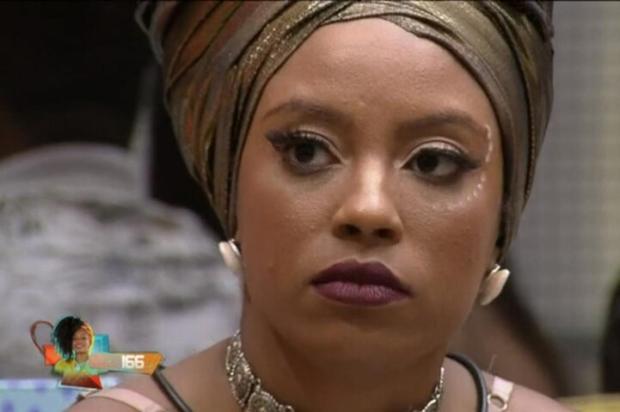 """""""BBB 21"""": Lumena é eliminada com61,31% dos votos Reprodução / Globoplay/Globoplay"""
