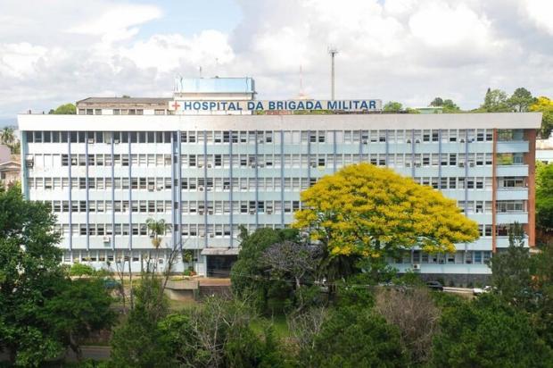 MPF investiga uso irregular de proxalutamida em pacientes com covid-19 internados no Hospital da Brigada Militar de Porto Alegre Osmar Nólibus / BM/Divulgação/BM/Divulgação