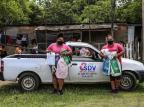 Cooperativa de reciclagem lança campanha de doação de materiais escolares para crianças da Vila dos Herdeiros André Ávila / Agencia RBS/Agencia RBS