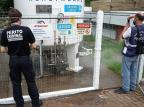 """Empresa diz que válvula do tanque de oxigênio do hospital de Campo Bom estava """"indevidamente"""" fechada, o que fez o alarme soar IGP / Divulgação/Divulgação"""