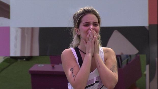 """""""BBB 21"""": após 14h em pista de dança, Viih Tube vence prova de resistência e é a nova líder Reprodução / Globoplay/Globoplay"""