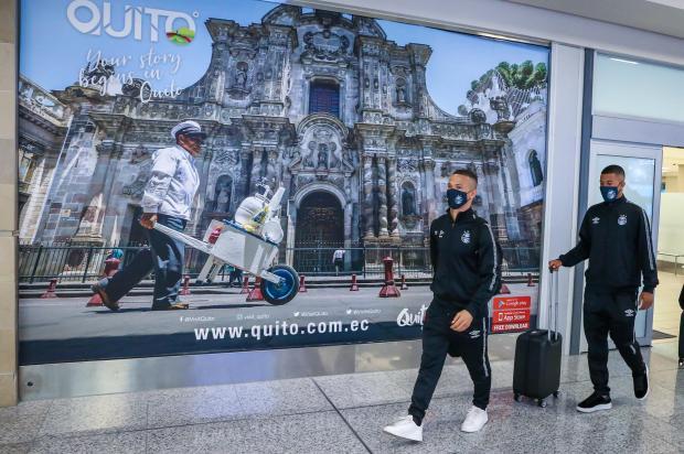 Luciano Périco: Grêmio mostrou força nos bastidores da Libertadores Lucas Uebel / Grêmio,Divulgação/Grêmio,Divulgação