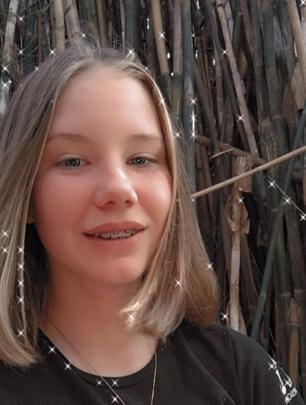 Menina estuprada e morta em Bom Princípio tocava flauta doce e sonhava em ser artista Arquivo pessoal / Divulgação/Divulgação