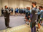 Cacalo: a covid-19 e o reflexo no futebol Lucas Uebel / Divulgação/Grêmio/Divulgação/Grêmio