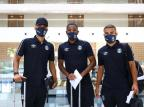 Cacalo: finalmente é dia de jogo Lucas Uebel / Grêmio, divulgação/Grêmio, divulgação