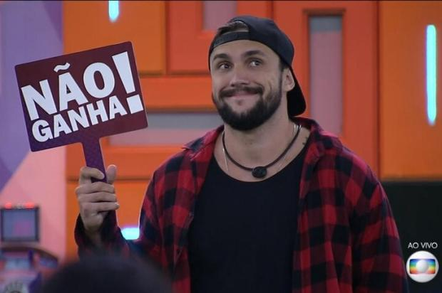 """""""BBB 21"""": em jogo da discórdia, brothers elencam Thaís como vencedora e deixam Arthur de fora do pódio Reprodução / Globoplay/Globoplay"""