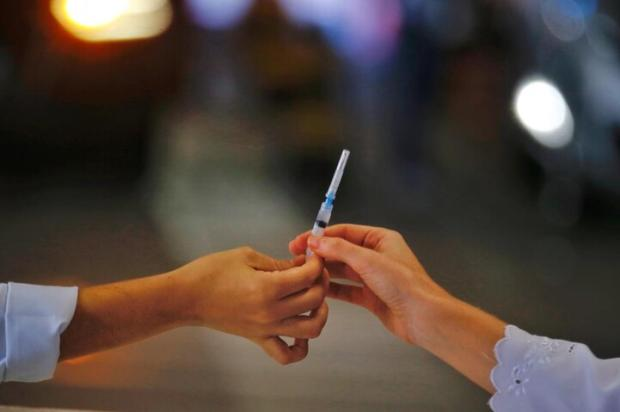 Veja como será a vacinação contra covid nesta quinta-feira, 15 de abril, em Porto Alegre Lauro Alves / Agencia RBS/Agencia RBS