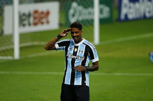Guerrinha: será que Jean Pyerre estava sendo escalado no lugar certo no time do Grêmio? Félix Zucco / Agencia RBS/Agencia RBS