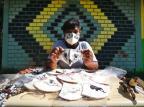 No dia do índio a luta atual é pelo sustento: comunidades indígenas criam redes de apoio em meio à pandemia Lauro Alves / Agencia RBS/Agencia RBS