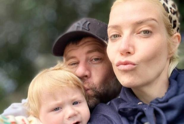"""Luiza Possi anuncia gravidez do segundo filho: """"Alegria sem tamanho"""" Luiza Possi Instagram / Reprodução/Reprodução"""
