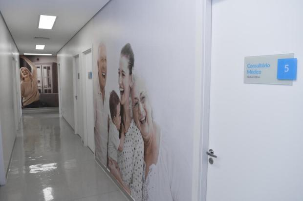Hospital São Lucas inaugura ambulatório para atender pacientes na fase pós-covid Matheus Wecki,Hospital São Lucas PUCRS / Divulgação/Divulgação