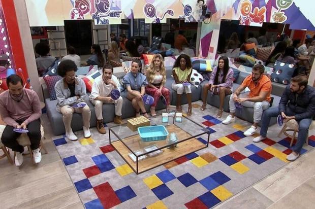 """""""BBB 21"""": em homenagem a Roberto Carlos, participantes respondem perguntas inspiradas nas músicas do Rei Reprodução / Gshow/Gshow"""