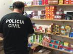 Farmácia clandestina fechada pela polícia em São Leopoldo vendia kits covid Polícia Civil / Divulgação/Divulgação