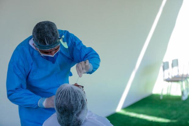 Pacientes infectados pela variante Delta têm carga viral 300 vezes maior em comparação com coronavírus original Marco Favero / Agencia RBS/Agencia RBS