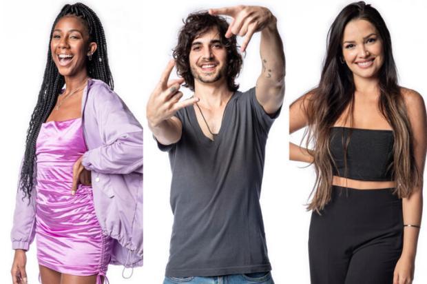"""""""BBB 21"""": enquetes indicam quem deve vencer o reality Fábio Rocha / Globo/Globo"""