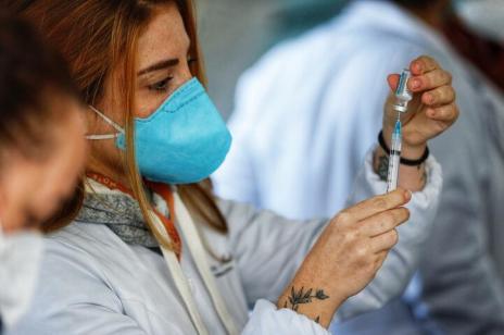 Governo do Estado avalia vacinar professores contra covid-19 de forma paralela a grupo com comorbidades (Lauro Alves / Agencia RBS/Agencia RBS)