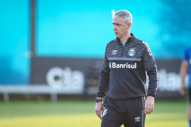 Cacalo: Grêmio vive um momento de transição Lucas Uebel / Grêmio/Divulgação/Grêmio/Divulgação