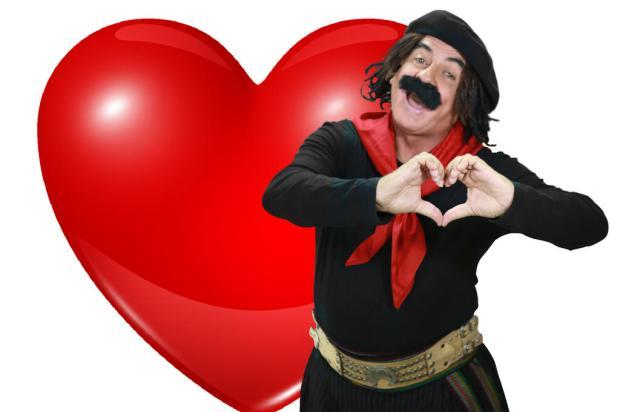 Guri de Uruguaiana ensina cantadas infalíveis para quem quer passar o Dia dos Namorados acompanhado Artebiz / Divulgação/Divulgação