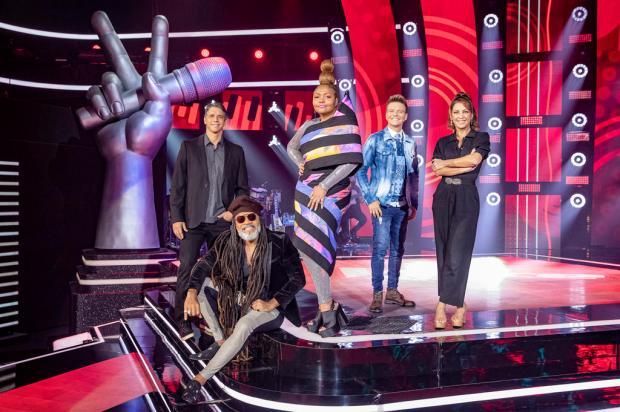"""Com time renovado, """"The Voice Kids"""" estreia sexta temporada Fabio Rocha / Divulgação/Divulgação"""