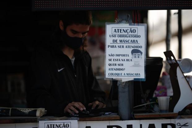 As possíveis razões para a alta mortalidade por covid-19 em Esteio e Canoas Anselmo Cunha / Agencia RBS/Agencia RBS