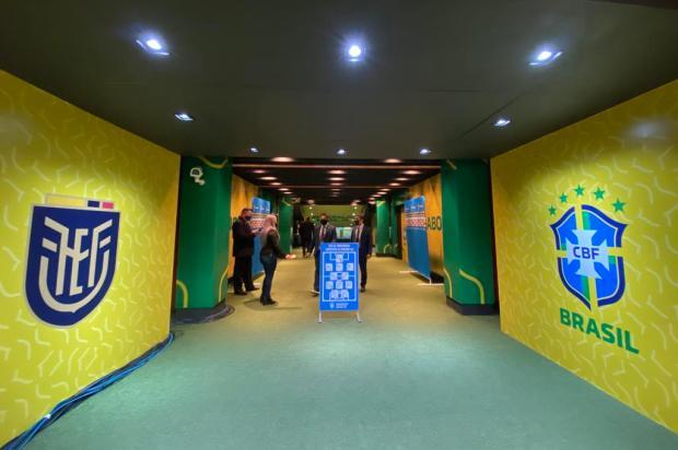 Cacalo: por que não me interesso pela Seleção Brasileira Jefferson Botega / Agencia RBS/Agencia RBS