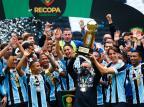 Cacalo: mais uma taça para o Grêmio Marco Favero / Agencia RBS/Agencia RBS