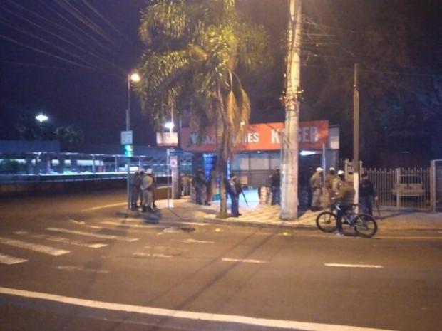 Guarda Municipal encerra três festas em Porto Alegre na noite de domingo Guarda Municipal / Divulgação/Divulgação