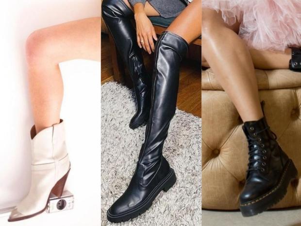 Botas: confira quatro modelos que estão em alta Instagram / Reprodução/Reprodução