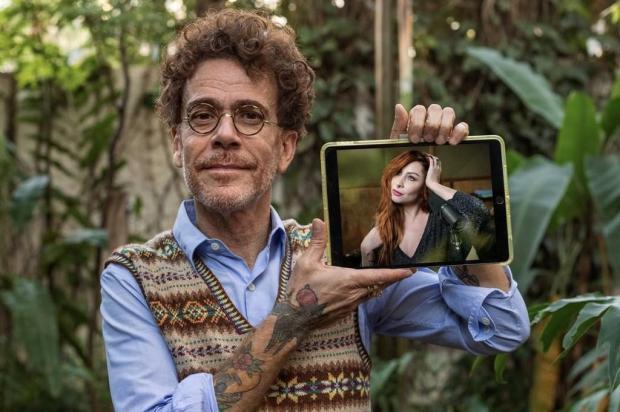 """""""Sou um homem quase obcecado pela voz feminina"""", diz Nando Reis, sobre gravação com Pitty Instagram / Reprodução/Reprodução"""