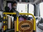 Carris instala caixas de coleta da campanha do agasalho dentro dos ônibus Marco Favero / Agencia RBS/Agencia RBS