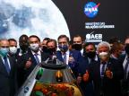 O Brasil vai à Lua? O DG te ajuda a entender esta viagem Marcelo Camargo / Agência Brasil/Agência Brasil