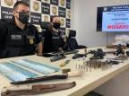 Sete homens são presos em cinco cidades em operação de combate a violência contra mulher Polícia Civil / Divulgação/Divulgação