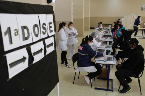 Saiba como se vacinar contra a covid-19 quando não há comprovante de residência Mateus Bruxel / Agencia RBS/Agencia RBS