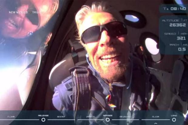 Turismo espacial: o DG te ajuda a entender que viagem é essa Reprodução / Youtube/Youtube