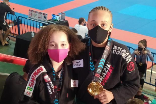 Irmãs buscam apoio para participar de campeonato de jiu-jitsu no Rio de Janeiro Arquivo Pessoal / Arquivo Pessoal/Arquivo Pessoal