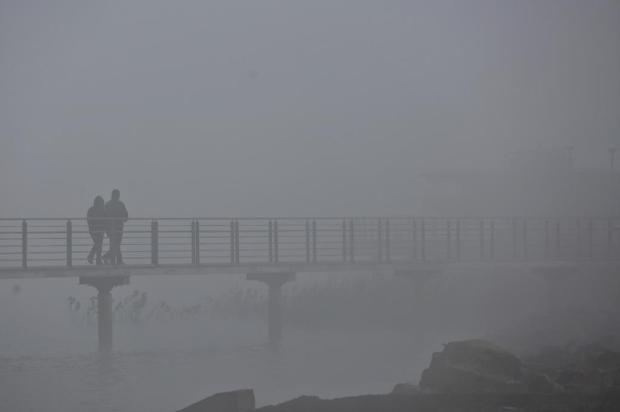 RS atinge o pico do frio nesta terça, e meteorologia já alerta para calor no final de semana Mateus Bruxel / Agencia RBS/Agencia RBS