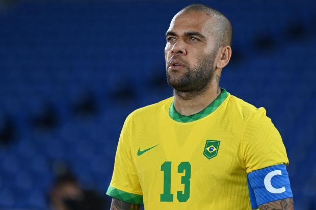 Luciano Périco: Sonhar com Daniel Alves não está proibido para o Inter DANIEL LEAL-OLIVAS / AFP/AFP