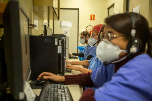 Telemedicina cresce na pandemia e se consolida como alternativa na saúde pública Jefferson Botega / Agencia RBS/Agencia RBS