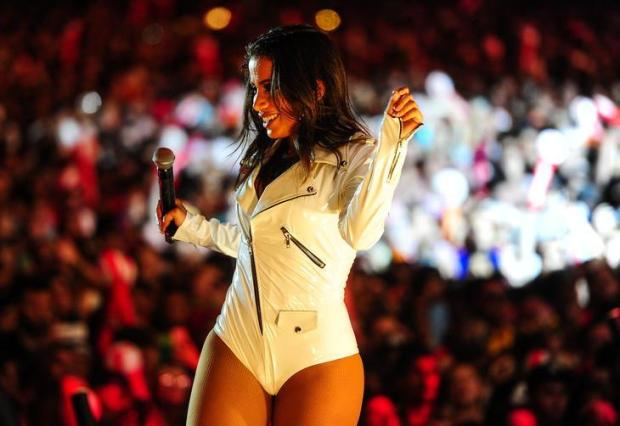Anitta será a primeira brasileira a se apresentar no MTV Video Music Awards Bruno Alencastro / Agencia RBS/Agencia RBS