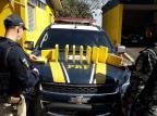 Lutador de MMA é preso com 10kg de cocaína em Santiago Polícia Rodoviária Federal / Divulgação/Divulgação